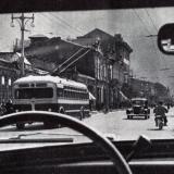 Краснодар. На ул Красной, вид на юг, июнь 1951 года