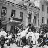 Краснодар. На ул. Красной, начало 1950-х