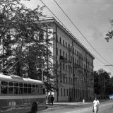 Краснодар. На ул. Мира у Железнодорожного вокзала, 1960-е (?)