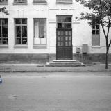 Краснодар. Гарнизонная баня на улица Октябрьская № 64 (вид правой части, фото 1)