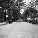 Краснодар. На улице Октябрьской. Перекрёсток с Ленина, вид на запад.