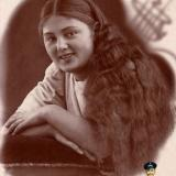 Краснодар. Надя Гаврилович. 30-е годы
