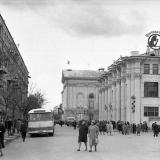 Краснодар. Ноябрьские прадники 1964 года, на улице Гоголя