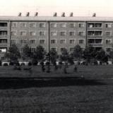 Краснодар. Общежитие №10 КСХИ, середина 1980-х