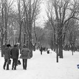 Красноармейская улица - перекресток с Пушкина