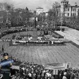 Краснодар. Открытие памятника В.И. Ленину, 1956 год