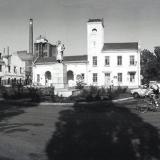 Краснодар. Памятник В.В. Куйбышеву, 1988 год.