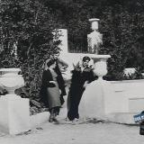 Краснодар. Парк им. М.Горького, сентябрь 1956 года