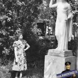 Краснодар. Парк им. М. Горького, 9 мая 1954 г.