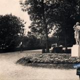 Краснодар. Парк культуры и отдыха им. М. Горького, скрещение аллей, 13.05.1938