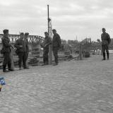 Краснодар. У старого Яблоновскго моста, осень 1942 года