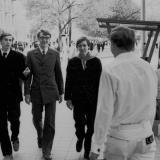 Краснодар. Перекресто ул. Мира и Красной, около 1969 года