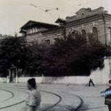 Краснодар. Перекресток ул Гоголя и Железнодорожной, начало 1950-х