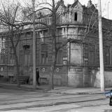 Краснодар. Перекресток ул. Коммунаров и Гимназической, вид на север, 1979 год