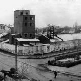 Краснодар. Перекресток улиц Красноармейской и Дружбы, вид на юго-запад. 1966 год