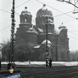 Краснодар. Перекресток улиц Пролетарской и Коммунаров, осень/зима 1942/1943 годов