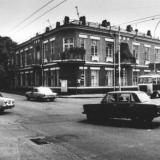 Краснодар. Перекрёсток улиц Суворова и Мира. 1988 год.