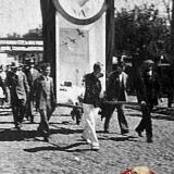 1939 год. Первомай в Краснодаре