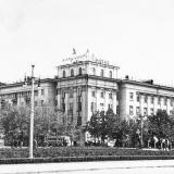 Краснодар. Первомай 1964 года.