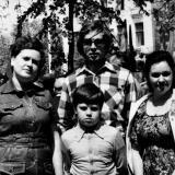 Краснодар. Первомай. Угол ул. Красной и Ворошилова, 1978 год