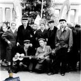 Краснодар. Новогодние праздники в Первомайском сквере