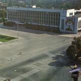 Краснодар. Площадь Октябрьской революции, 1983 год