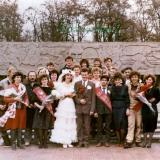 Краснодар. Площадь памяти Героев, 1990 год
