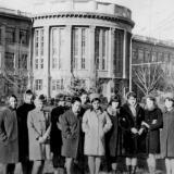 Краснодар. Политехнический институт. Декабрь,1965 г.