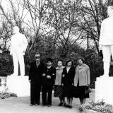 Краснодар. Во дворе Дома учителей, 1958 год