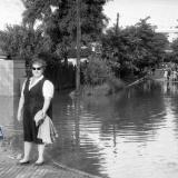 Краснодар. После дождя, конец 1960-х