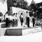 Краснодар. Приём в пионеры 19 мая
