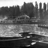 Краснодар. Прогулочный катер, 1970-е годы