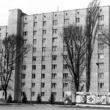 Краснодар, Ракетное училище, общежитие, 1987 год