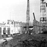 "Краснодар. Реконструкция стадиона ""Кубань"", 1979 год"