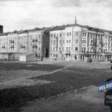 Краснодар. Ростовское шоссе, перекресток с Зиповской, начало 1950-х