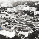 Краснодар. Сенной рынок, 1978 год