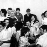 Краснодар. Школа № 48. 1972 год. Выпускной 10 А