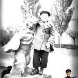 Краснодар. Сквер имени Свердлова, 1960 год