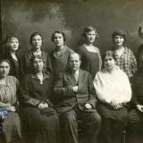 Краснодар. Сотрудники и студенты Краснодарского медицинского института, 1930-е