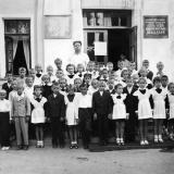 пос. Пашковский. Средняя школа № 52, 1963 год