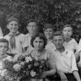 Краснодар. СШ№30, 5В класс, 1962 год.