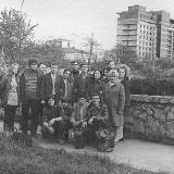 "Краснодар. Строительство гостиницы ""Интурист"", 70-е годы"