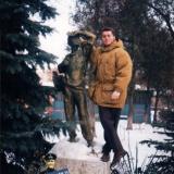 "Краснодар. Территория детского санатория ""Солнышко"", 1991 год"