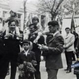 """Краснодар. Трест """"Краснодарнефтегеофизика"""", 1 мая 1971 года"""