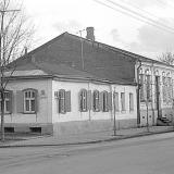 Краснодар. Троллейбус на улице Октябрьской. 7 декабря 1980 г.
