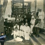 Краснодар. Туберкулезный институт, коллектив врачей, конец 1920-х