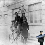 Краснодар. У школы №41, 1940 год