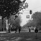 Краснодар. Угол Красной и Пушкина, 1968 год.