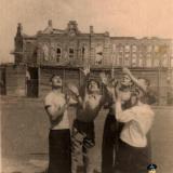 Краснодар. Угол ул. Седина и Буденного, 1948 год
