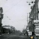 Краснодар. Угол улиц Мира и Красной, осень-зима 1942/1943 годов